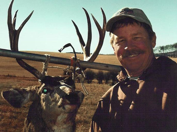 Whitetail hunting success in Montana